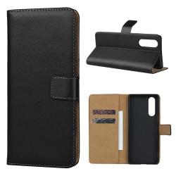iCoverCase |  Plånboksfodral till Sony Xperia 5 II Black