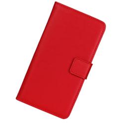 iCoverCase | Sony Xperia XA | Plånboksfodral  Röd
