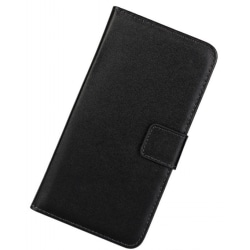 iCoverCase | Sony Xperia Z5 Compact | Plånboksfodral  Svart