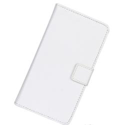 iCoverCase | Samsung Galaxy Ace 4 | Plånboksfodral  Vit