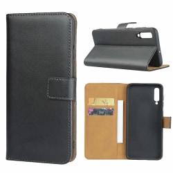 iCoverCase   Samsung Galaxy A50   Plånboksfodral   Black