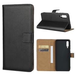 iCoverCase | Samsung Galaxy A70 | Plånboksfodral   Black