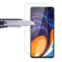 iCoverCase | Samsung Galaxy A71 | Skärmskydd  Transparent
