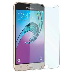 iCoverCase | Samsung Galaxy J3 2016 | Skärmskydd  Transparent