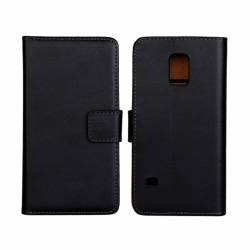 iCoverCase | Samsung Galaxy S5 Mini | Plånboksfodral  Svart