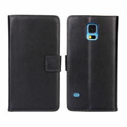 iCoverCase | Samsung Galaxy S5 | Plånboksfodral  Svart