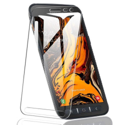 iCoverCase | Samsung Galaxy Xcover 4S | Skärmskydd  Transparent