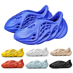 Unisex mode sandaler barn sommar snabbtorkande skor andas Blå 22/23