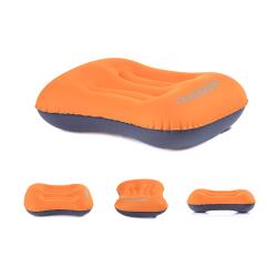 Uppblåsbara kuddar Flygplan Reshalsar Bärbar camping Orange
