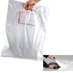Postorderpåse med handtag(45x64cm)