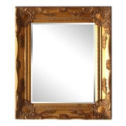 20x25 cm eller 8x10 ins, fotoram i guld Guld