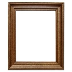 20x25 cm eller 8x10 tum, fotoram i ek grå