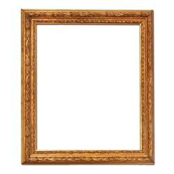 20x25 cm eller 8x10 tum, fotoram i guld Guld