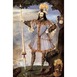 Portrait of George Clifford Earl of,Nicholas Hilliard,60x40cm Multicolor for oil paintings