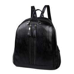 Ryggsäcken i svart Svart one size