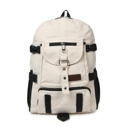 Snygg ryggsäcken i slitstark tyg Vit one size
