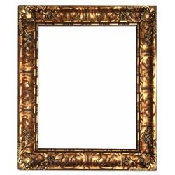 Träram i guld, innermått 40x50 cm Guld