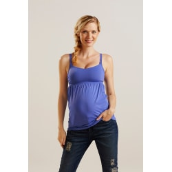 Gravid- & Amningslinne blå L