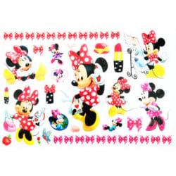 Minnie mouse 16 st barntatueringar tatuering mimmi pigg