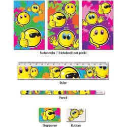 30 delars skrivset emoji smiley