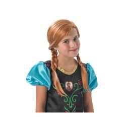 ANNA Frozen peruk Disney FROST