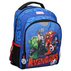 Avengers ryggsäck 35 cm hulk iron man väska skolväska