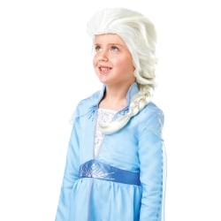 ELSA Frozen 2, Peruk Disney FROST SNOW QUEEN