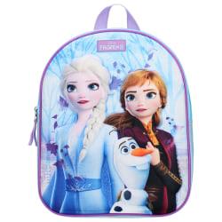 Frozen II 3D-ryggsäck 31 cm frost elsa anna väska