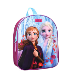 Frozen II 3D ryggsäck 32 cm frost väska skolväska anna elsa