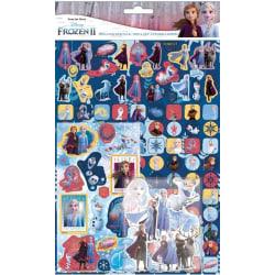 Frozen 2 MEGA STICKER PACK klistermärken FROST 2