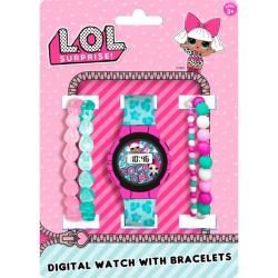 LOL Digital klocka och armband L.O.L.