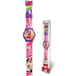 Minnie Mouse Analog armbandsklocka