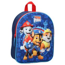 Paw Patrol 3D-ryggsäck 32 cm väska skolväska