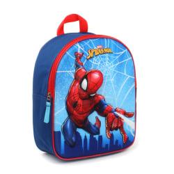 Spiderman 3-D ryggsäck 31 cm Spider-man väska skolväska
