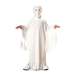 Spökdräkt med huva Ghost Robe (8-10 år) Halloween