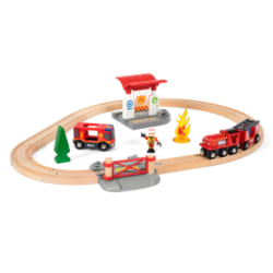 33815 Tågset med brandmanstema