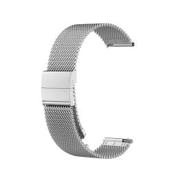 Garmin VivoActive 3 / Move / HR  (20 mm) armband Rostfritt stål  Silver