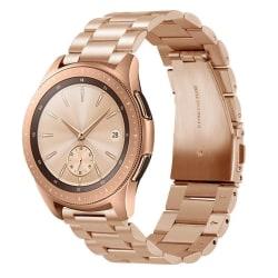 Armband Samsung Galaxy Watch 42mm, Gear Sport, Gear S2 - roségul Guld