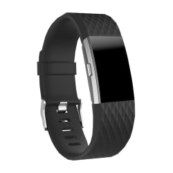 Armband till Fitbit Charge 2 Svart (S)