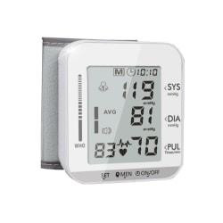 Automatisk blodtrycksmätare - Vit