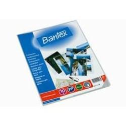 BANTEX Fotofickor 10x15,10 st x10 Klar, Stående Blå