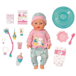 Bath Soft Touch Girl 43cm