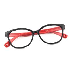 Blue Light glasögon med blåljusfilter, för barn (3-12 år) Svart/ Svart