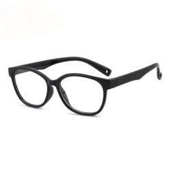 Blue Light glasögon med blåljusfilter, för barn (3-9 år) Svart