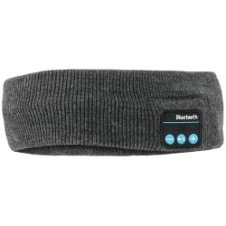 Bluetooth Pannband Mörkgrå Mörkbrun