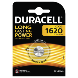 Duracell 1620 Battery, 1pk