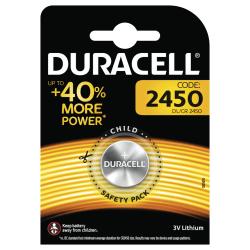 Duracell 2450 Battery, 1pk