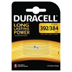 Duracell 392/384 Battery, 1pk