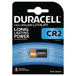 Duracell Ultra Photo CR2 Battery, 1pk