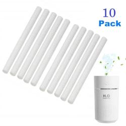 Filter för luftfuktare 10 st - Refill HF-GXJ626-12 Vit